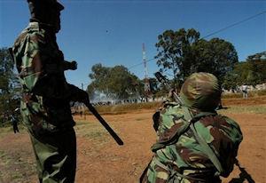 Police fire at Samburu community