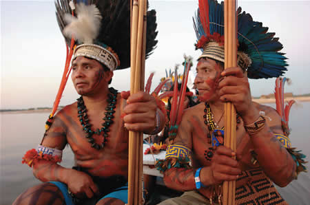 Guyana's Wai Wai establish a precedent for Indigenous People