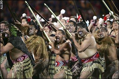 Polynesian Face Paint